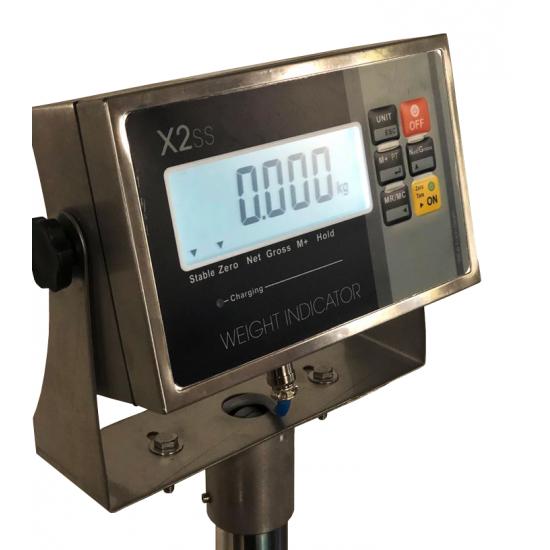 Indicateur de poids numérique - Balance Précision X2-SS