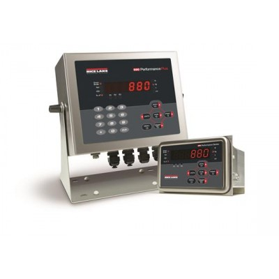 Digital Weighing Indicator IP69K - Rice Lake 880
