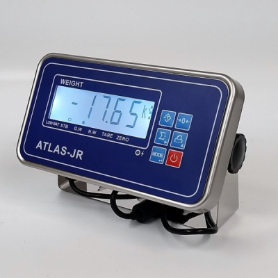 Digital Weighing Indicator - Atlas-JR