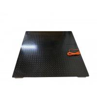 Balance de plancher en acier doux - BP-Series