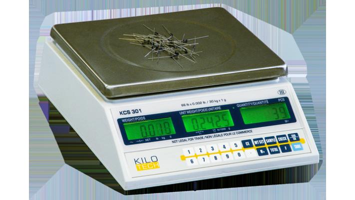 Balance compteuse numérique - Kilotech KCS 301