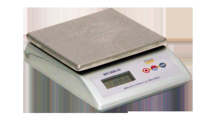 Balance électronique à portions - Kilotech KPC 5000