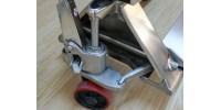 Transpalette-peseur en acier inoxydable - TPS-Series - 5000 LBS x 1 LBS